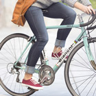 Stitch Fix on Instagram: Woman riding a bike